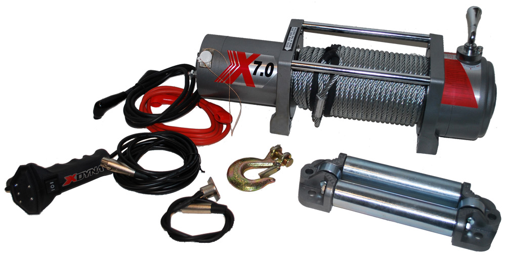 Treuils Xdyna Euro 4×4 parts
