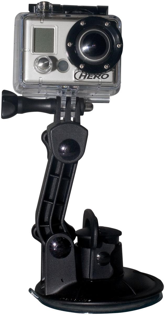 Caméra GOPRO motorsport True HD TV avec ventouse