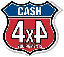 Cash 4×4
