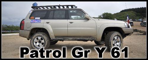 Patrol Gr  Y 61 4×4