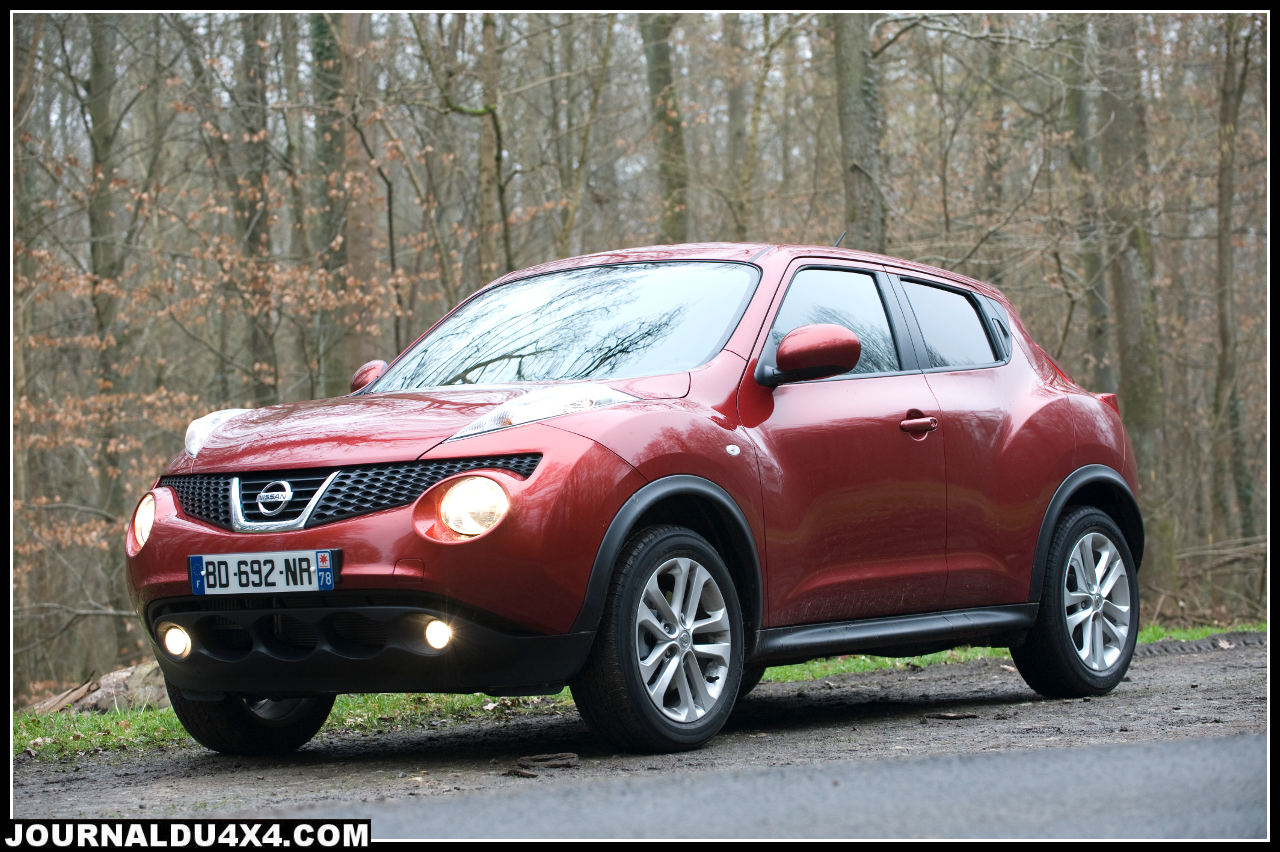 juke 4x4 suv essai nissan magazine 4x4 suv. Black Bedroom Furniture Sets. Home Design Ideas