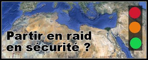 Partir en raid 4×4, conseils de sécurité 12/04/2011
