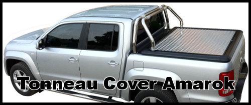 Tonneau Cover Aluminium Marina 4×4