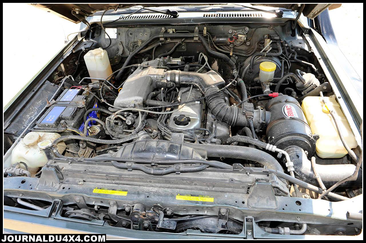 un 4x4 rare   patrol gr 4 2 l essence y60