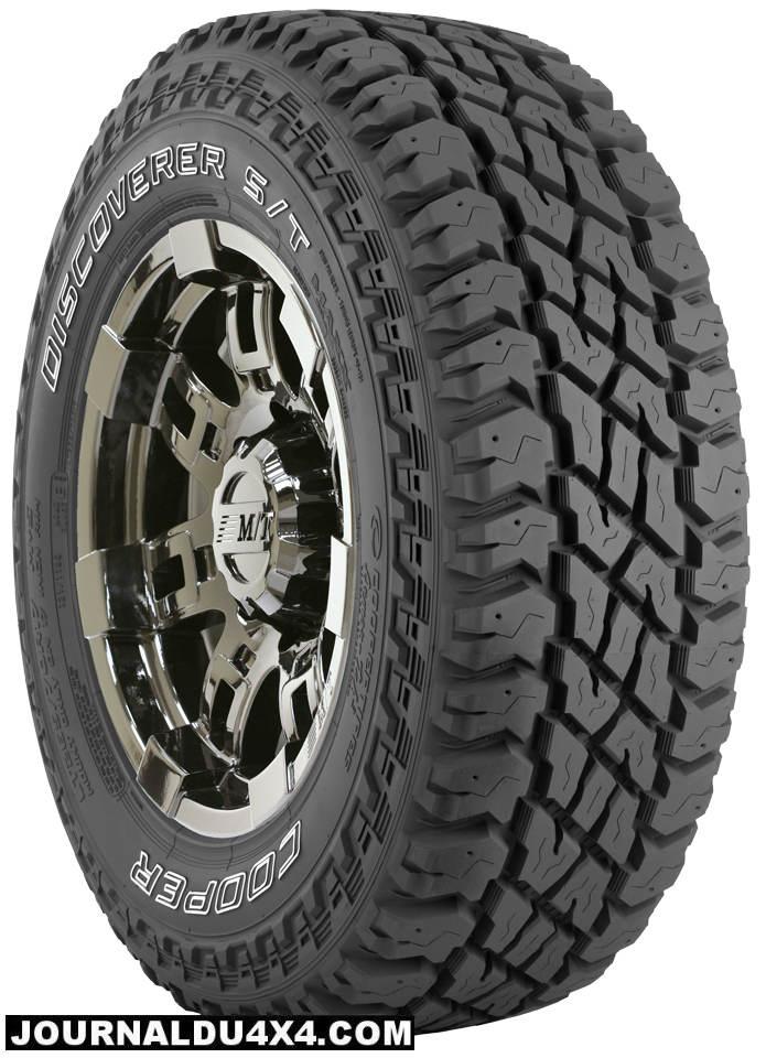 Discoverer ST Maxx pneu Cooper 4×4