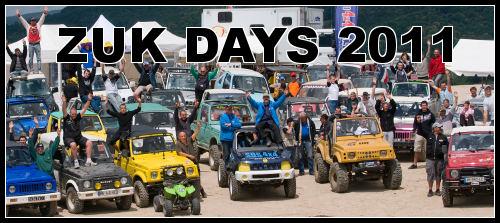 Suzuki : le rassemblement ZUK days