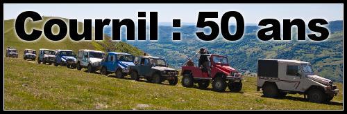 Cournil : 50 ans de tracteurs 4×4