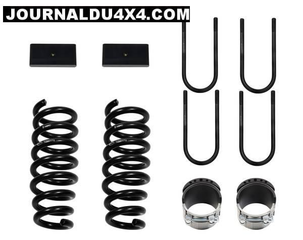 Rehausse kit suspension Amarok garantie VW