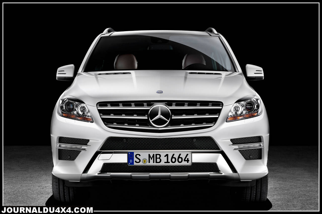mercedes ml nouveau mod le 2011 4x4 magazine suv pr paration essais xtrem ultra4 cellules. Black Bedroom Furniture Sets. Home Design Ideas