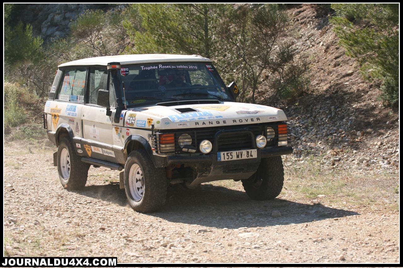 une cinquantaine de Range Rover à moteur VM6 ont été fabriqués