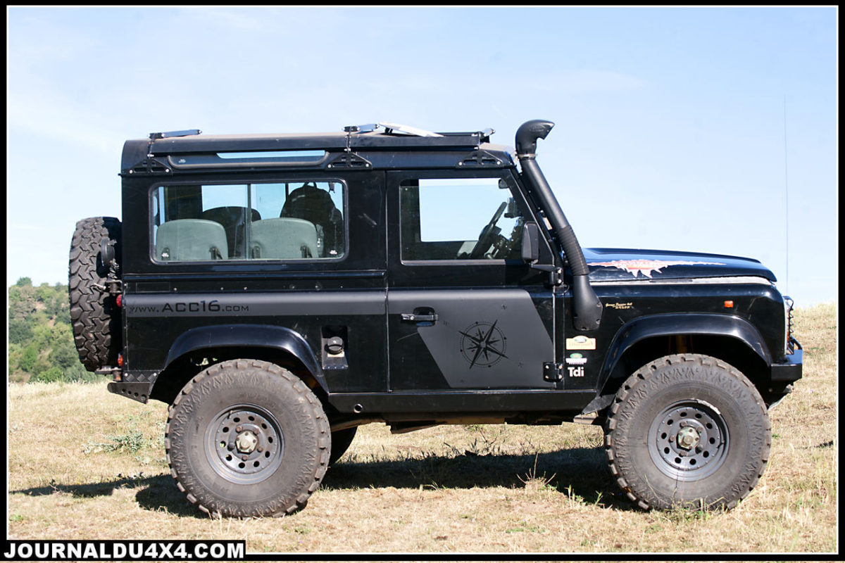 Acc16,  passion Land Rover