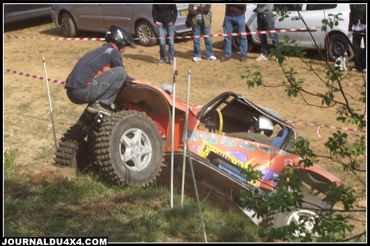 Trial 4X4 MOULIN SAINT HUBERT