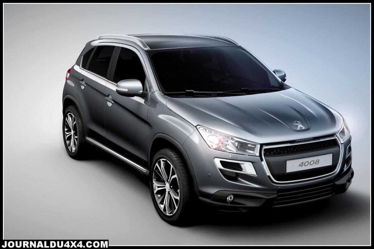 Peugeot 4008 SUV du nouveau pour 2012