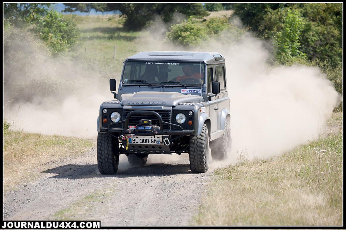 Land Rover TD4 S Hard Top  Land Prestige