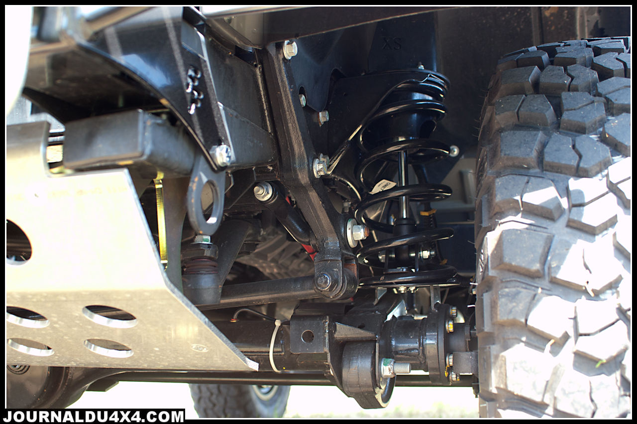 suspension xs off road