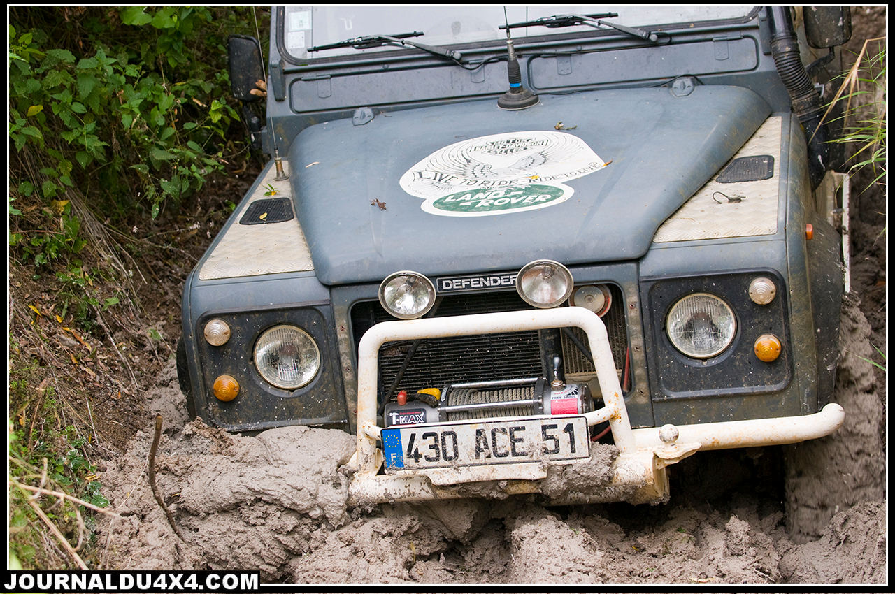 Terrain de Suippes week end 4×4