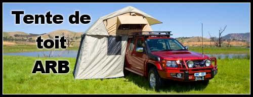 Tente ARB Simpson : la tente de toit australienne