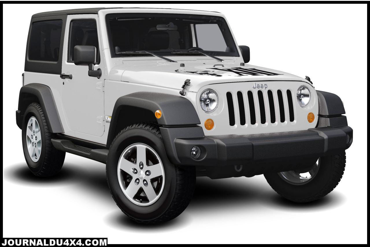 Jeep lance la Wrangler «XIII Limited Edition»