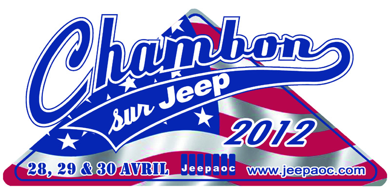 Chambon sur Jeep 11 : 28 – 30 avril 2012