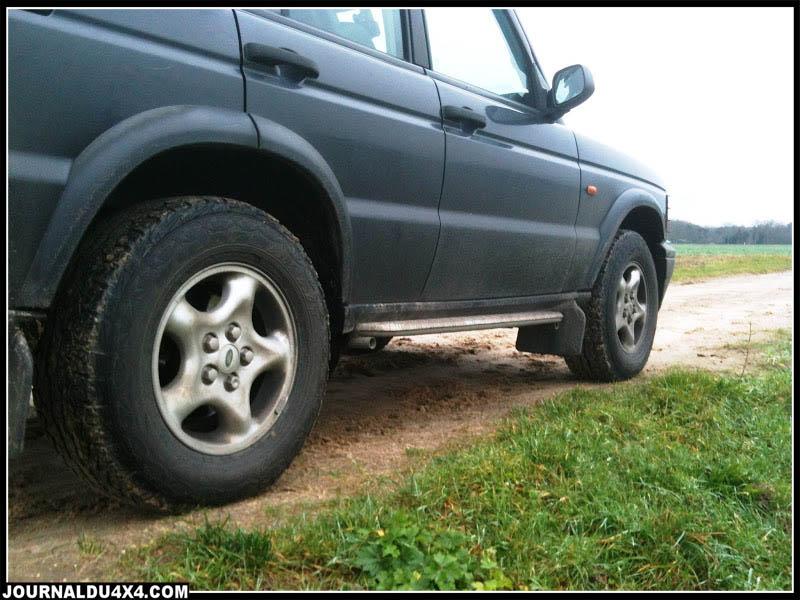 FALKEN WILDPEAK A/T un essai pneu mixte