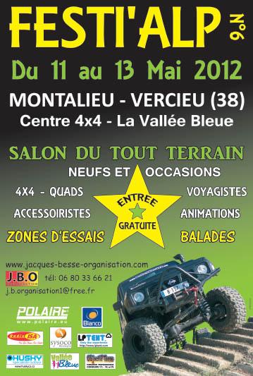 Festi'Alp tout terrain 2012