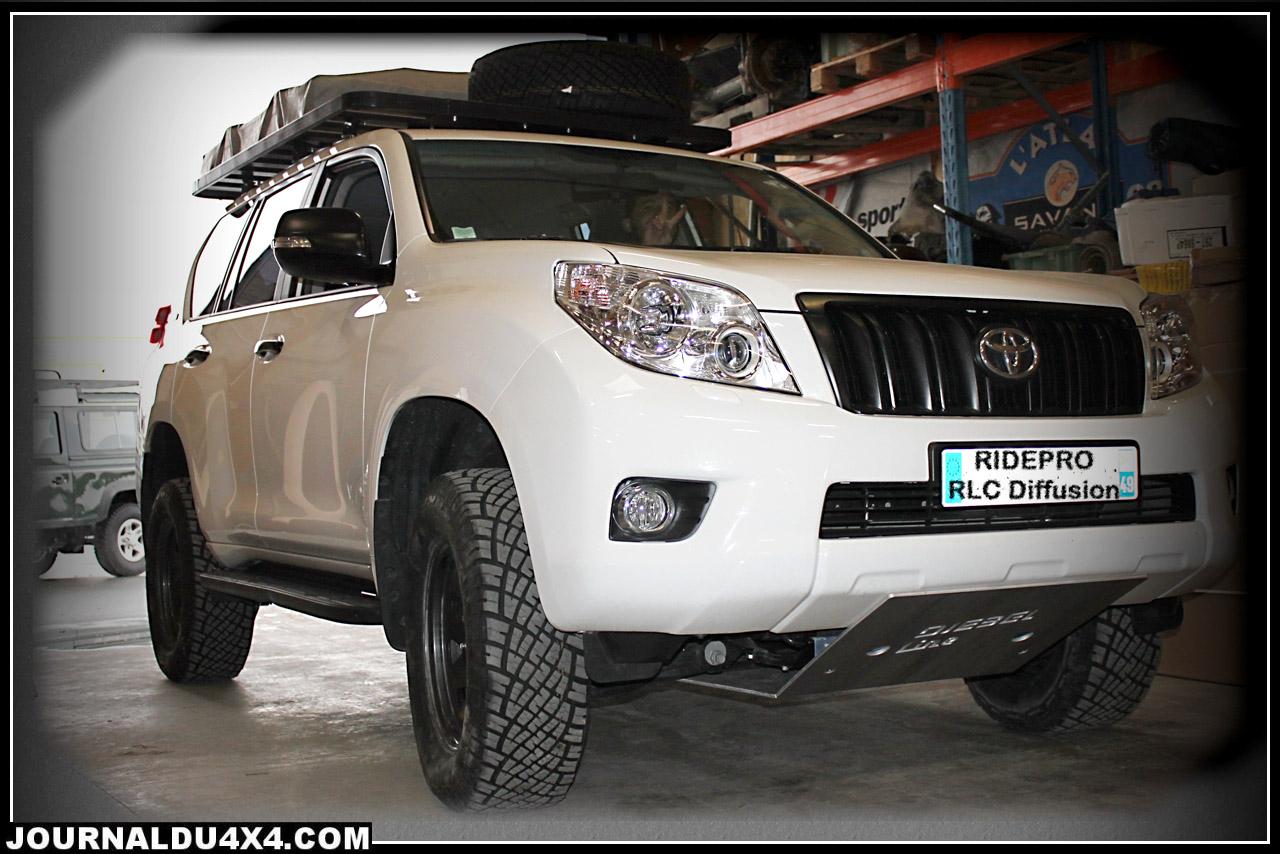 ROX Extreme RIDEPRO pour le TOYOTA KDJ 150 Prado