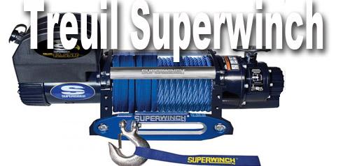 Treuils SUPERWINCH : la Nouvelle gamme TALON