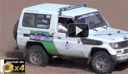 Vidéo rallye mhamid express 2012