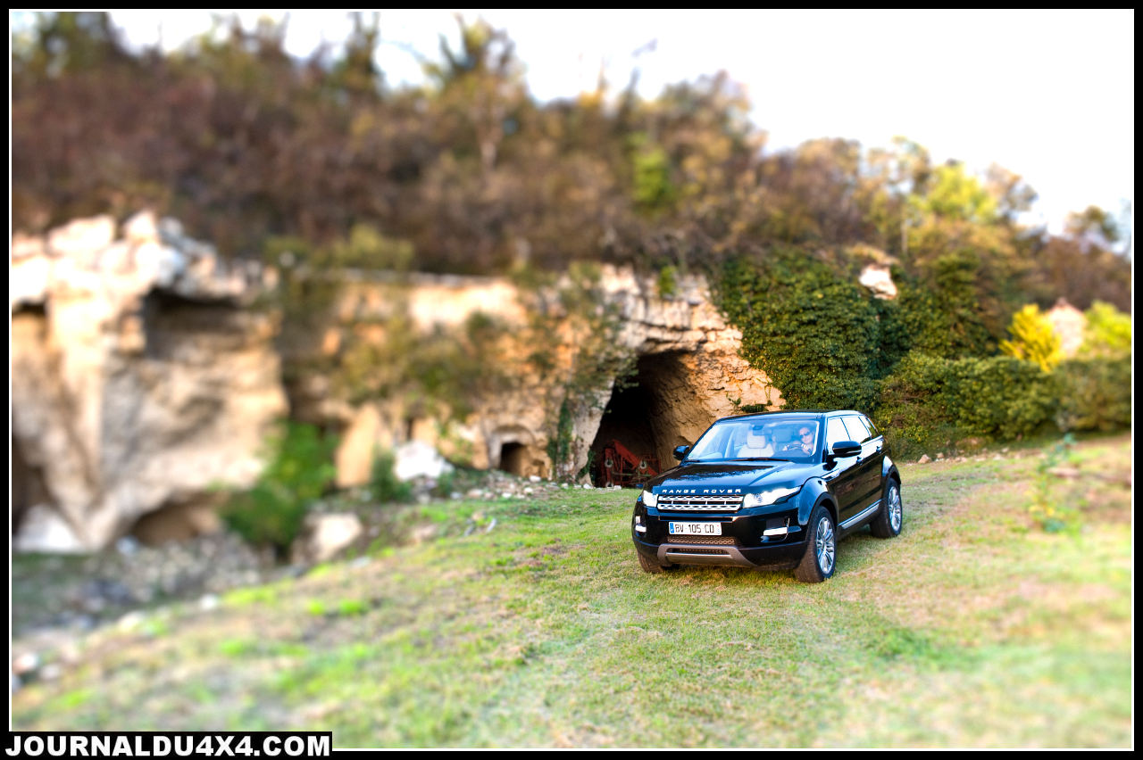 Test du range evoque
