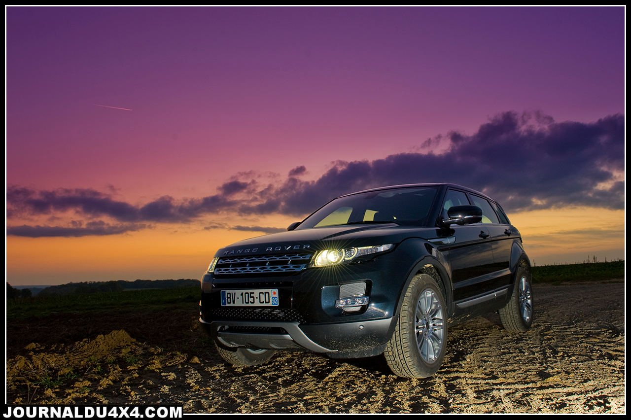 Photo range evoque