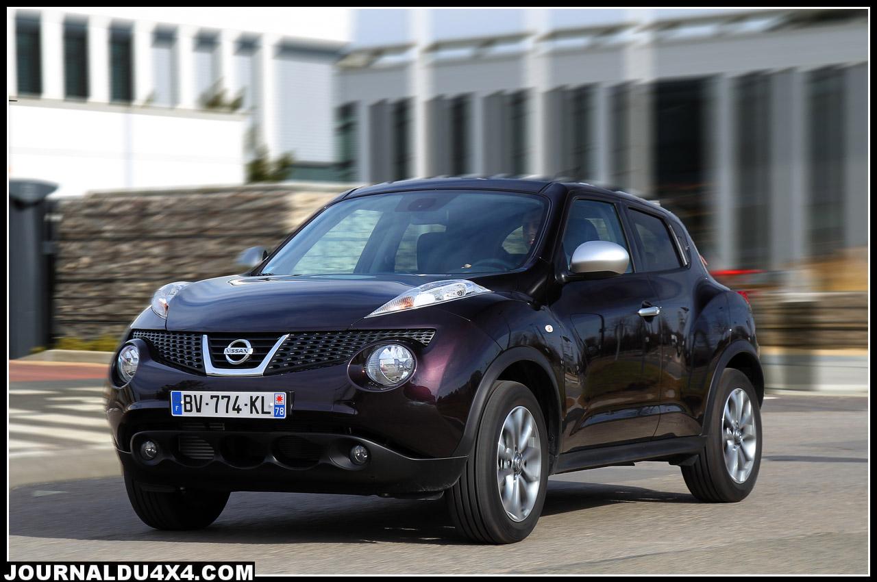 Nouveau Nissan Juke  Urban  Premium