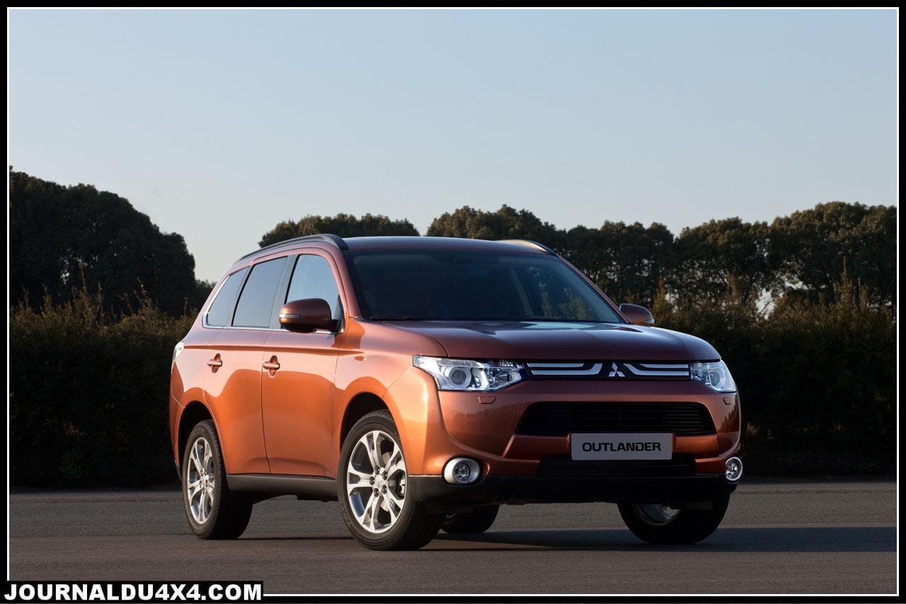 Nouveau Outlander Mitsubishi