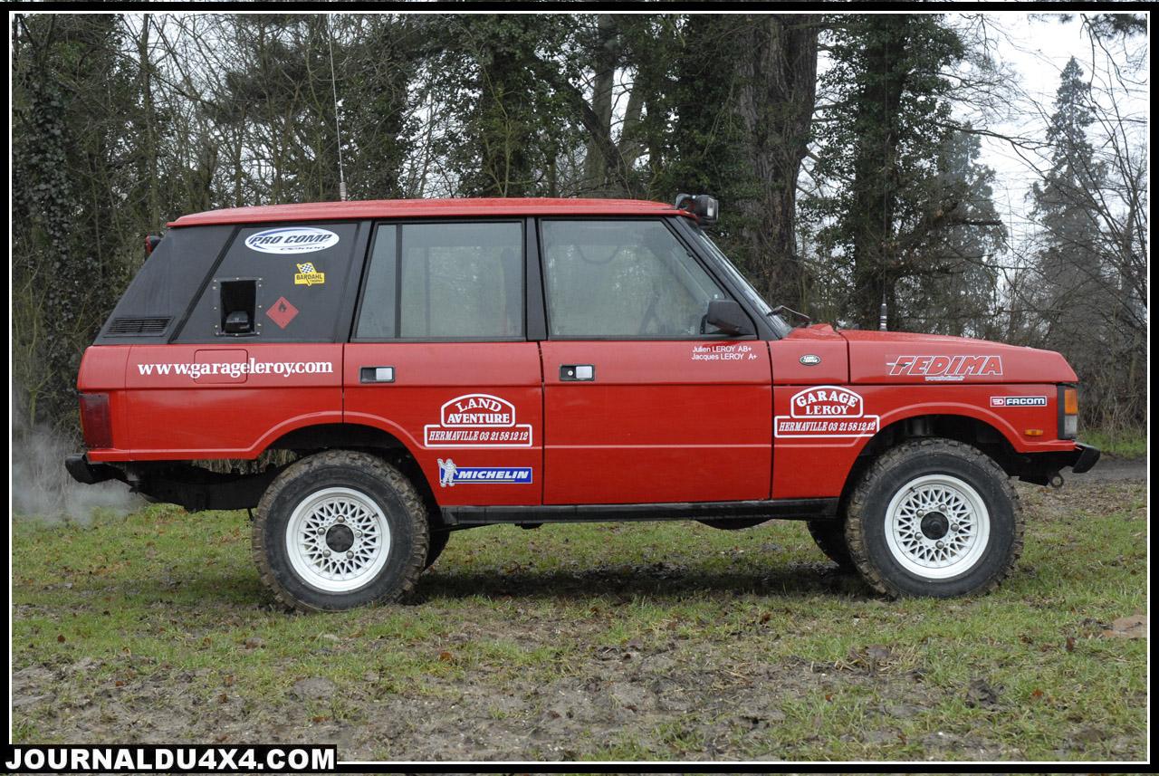 Range Rover Leroy