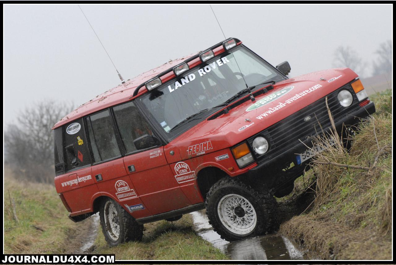 Range Rover Garage Leroy