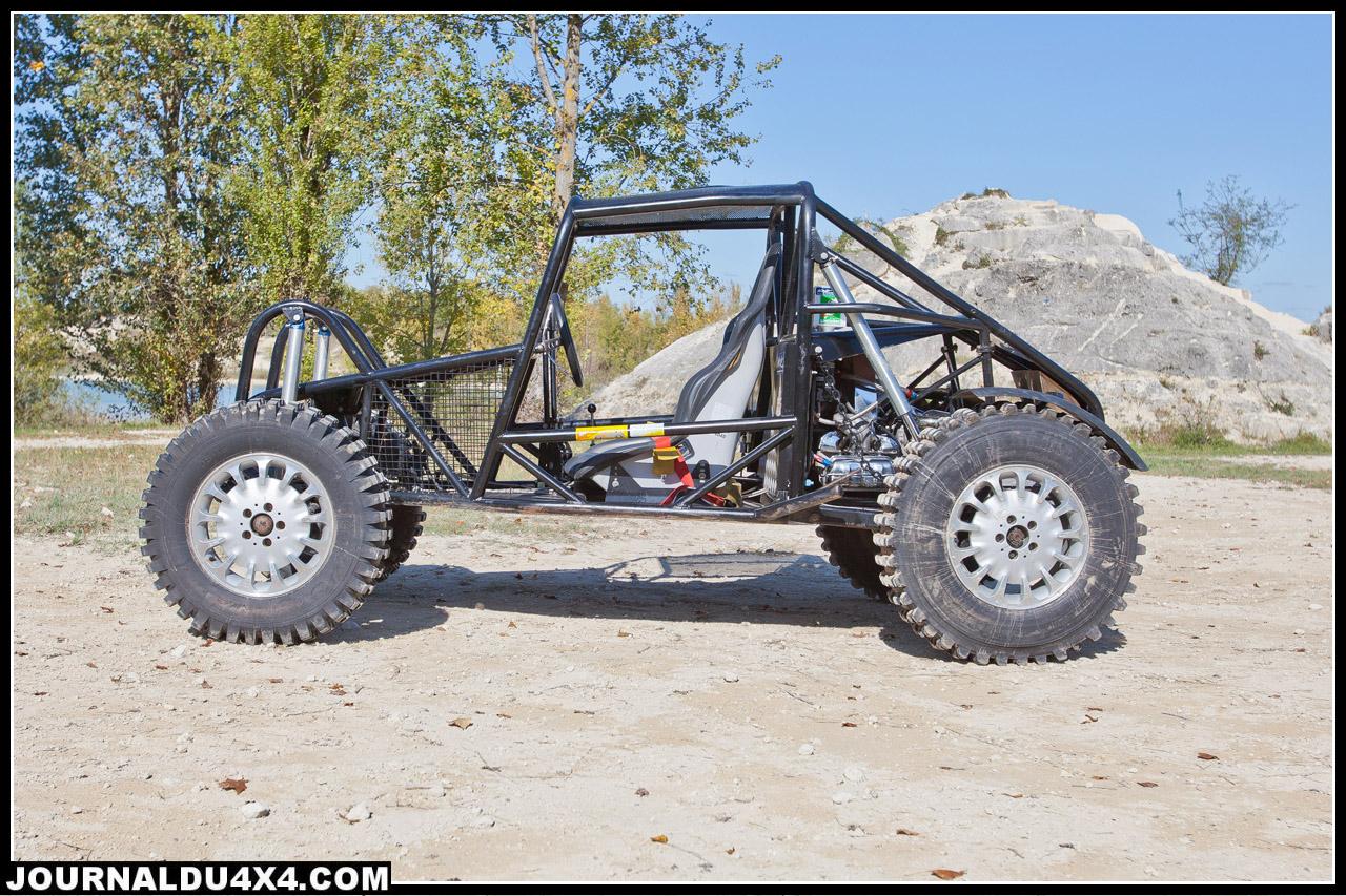 buggy 2 RM profil