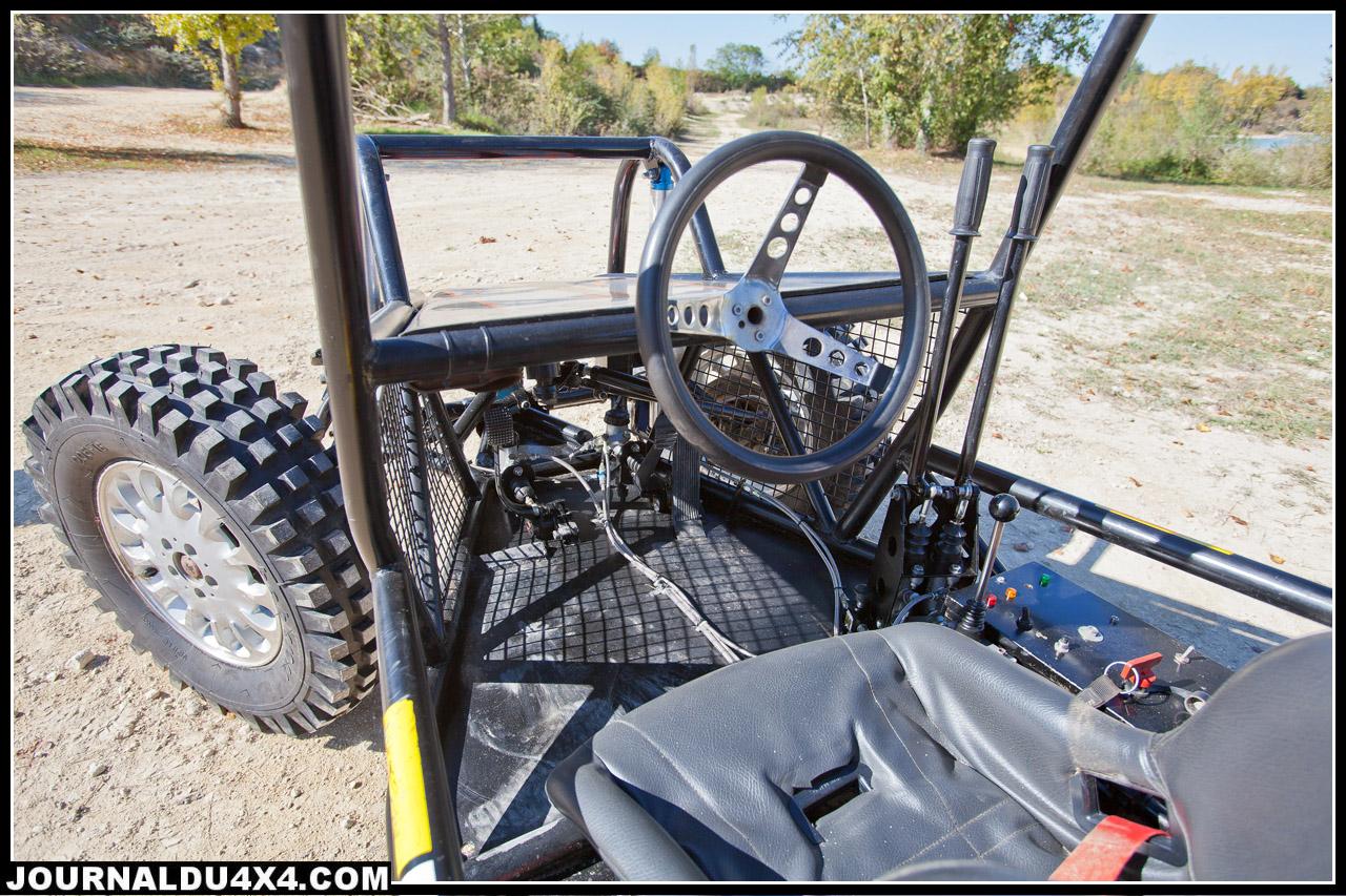 buggy 2 RM habitacle