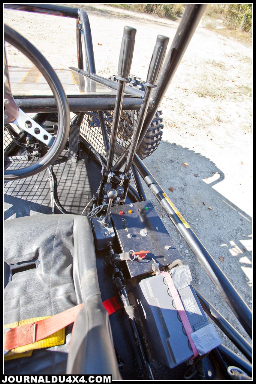 freins séparés buggy 2 RM