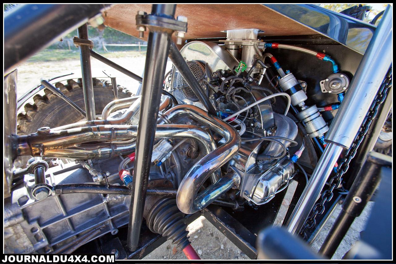 buggy 2 RM moteur Cox
