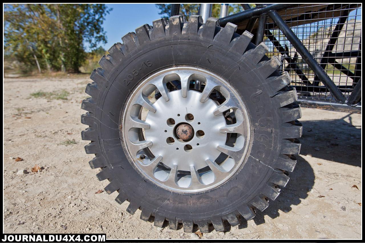 buggy 2 RM roue