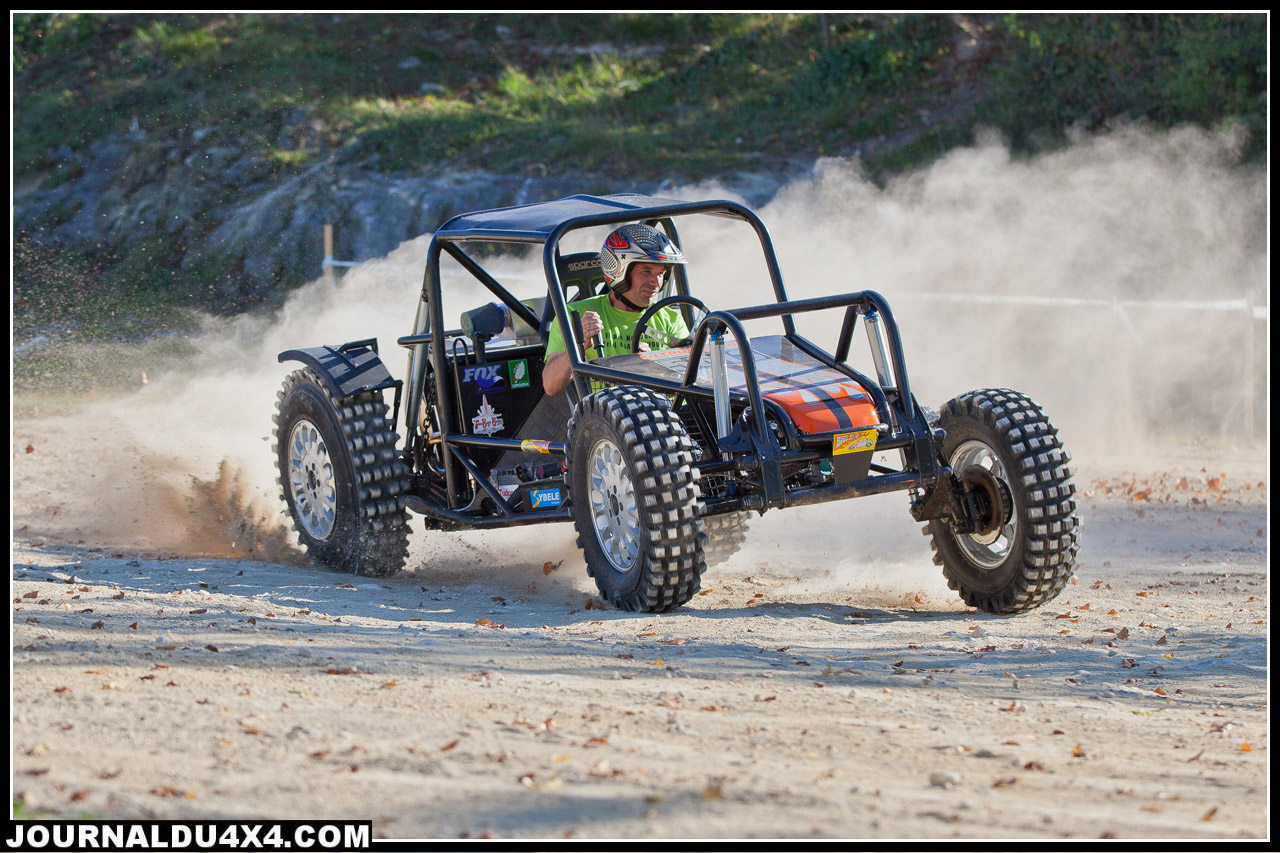 trial buggy 2 roues motrices