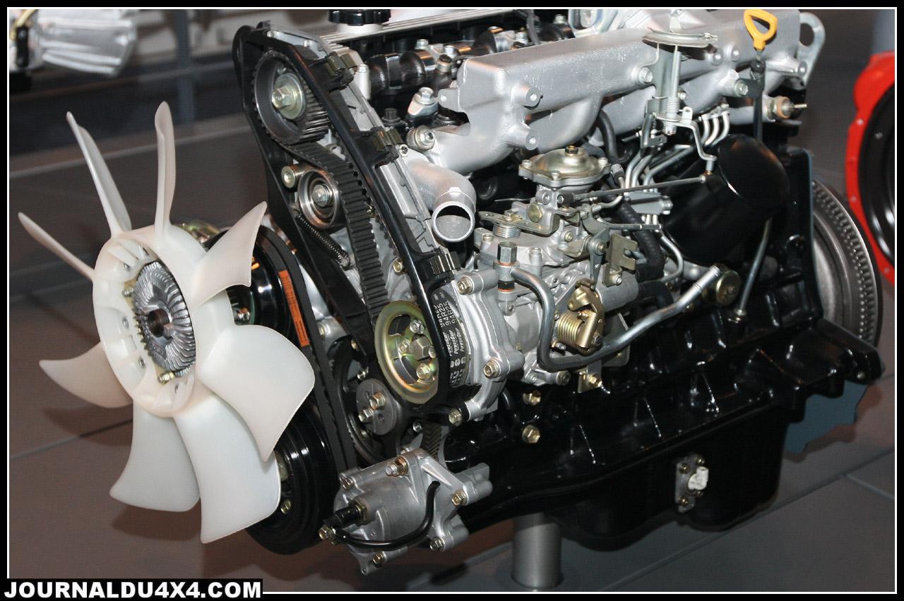 visco coupleur moteur toyota 1HD T