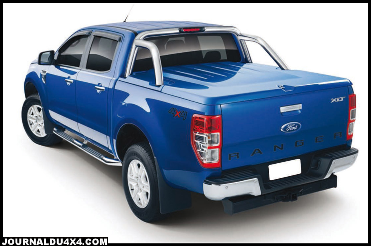 accessoires ford ranger 2012 chez equip raid magazine. Black Bedroom Furniture Sets. Home Design Ideas