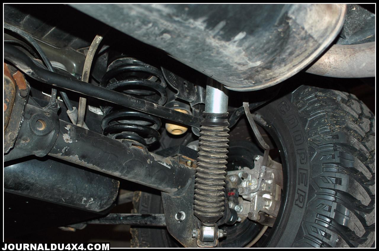 amortisseur jeep