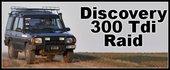 discovery 300 tdi : une préparation exceptionnelle façon camel trophy