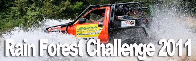Rain Forest Challenge 2011