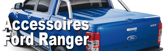 Accessoires Ford Ranger 2012 chez Equip'Raid