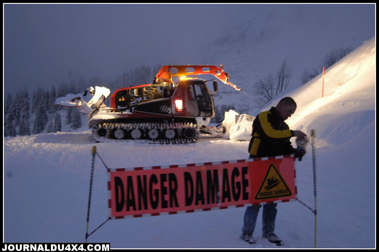 danger dameuse