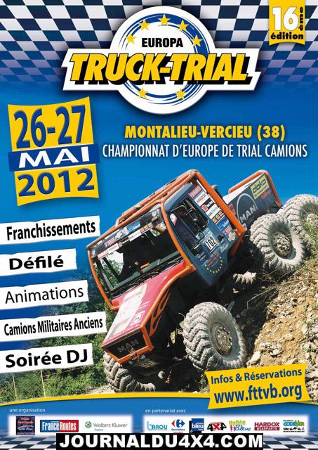 EUROPA TRUCK TRIAL 26 & 27 MAI 2012