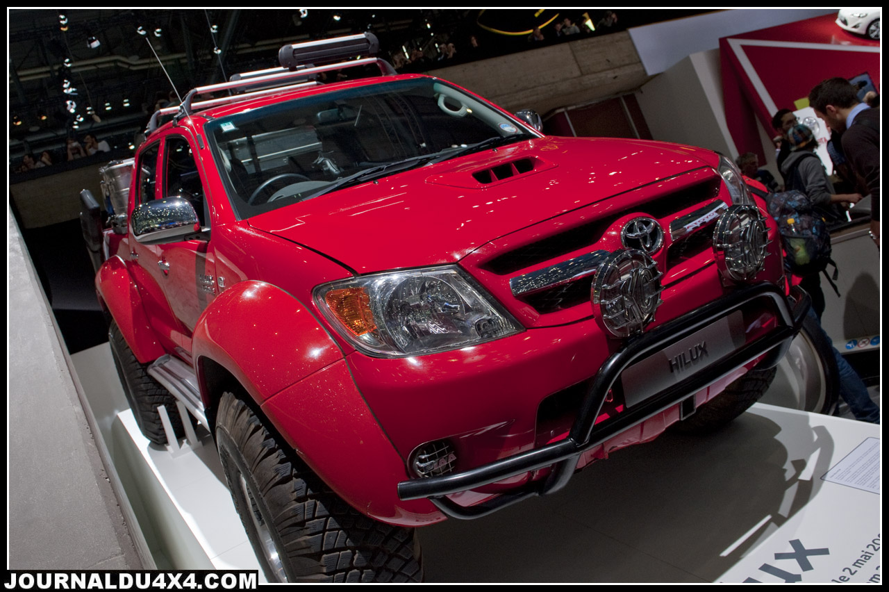 hilux expedition polaire