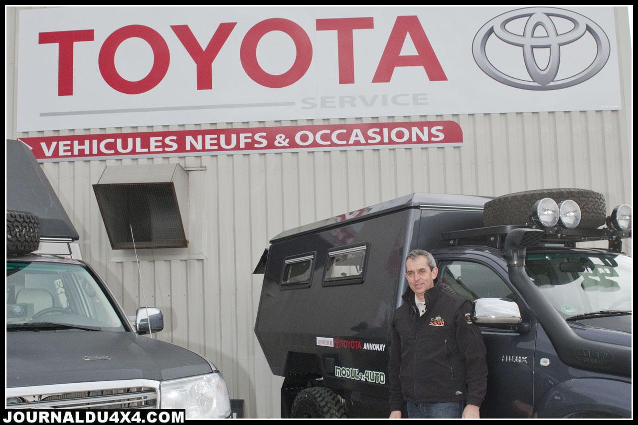 Toyota autoventure annonay